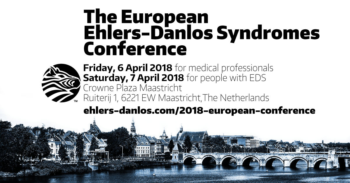2018 European EDS Conference - Maastricht, The Netherlands | The
