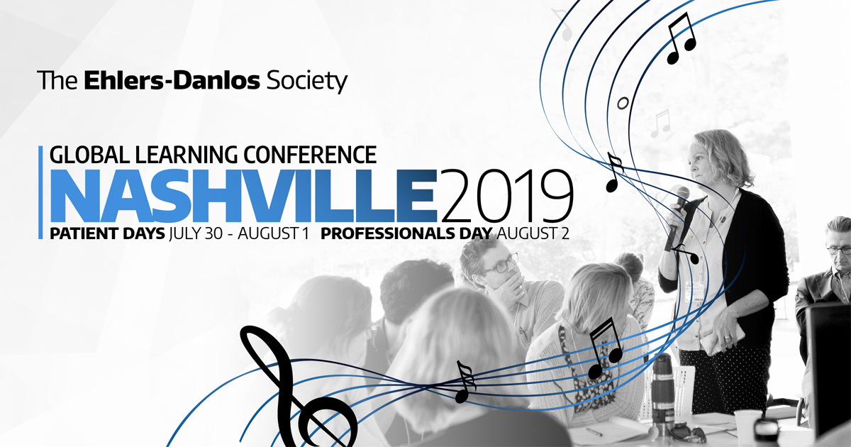 2019 Ehlers-Danlos Society Global Learning Conference