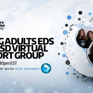 young adults eds and hsd virtual support group