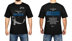 Acts of Awareness Challenge T-shirt for EDS and HSD May Awareness Month