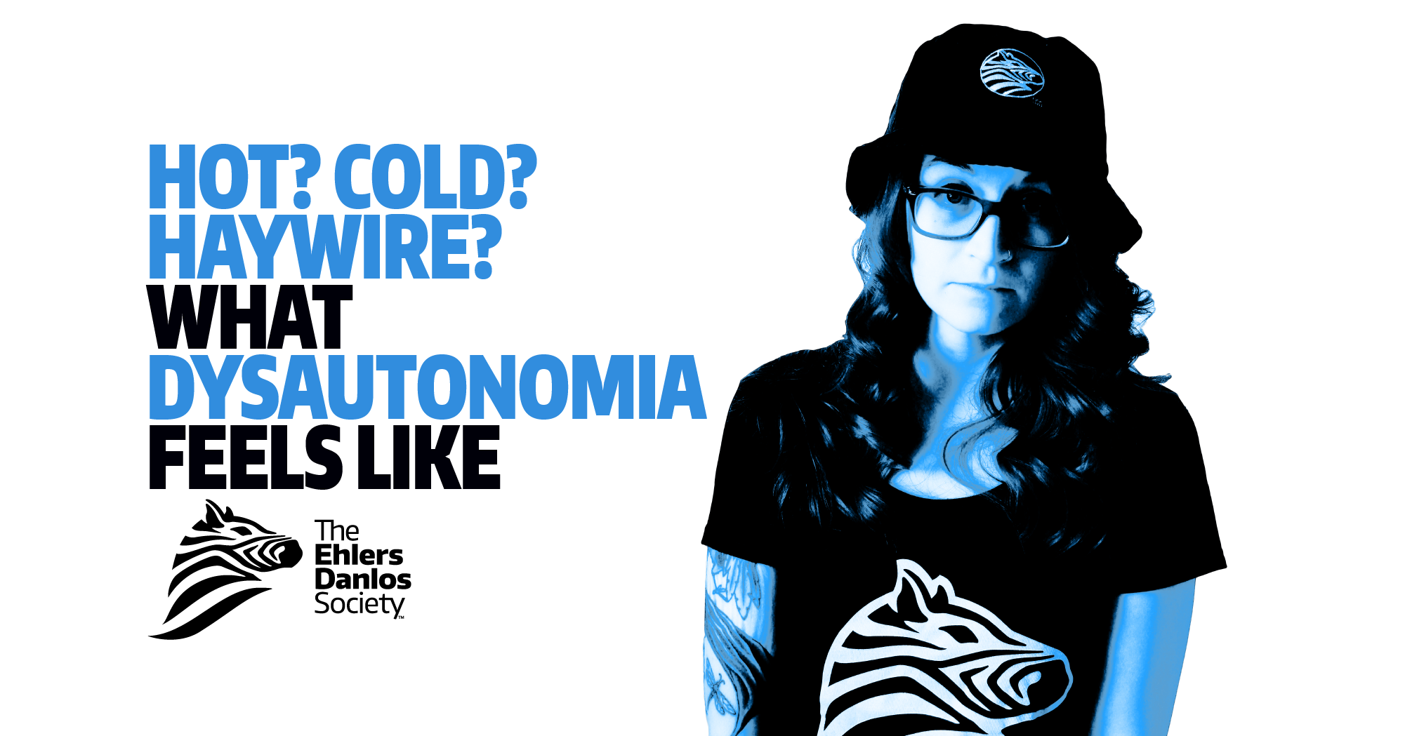 Hot? Cold? Haywire? What dysautonomia feels like  | The