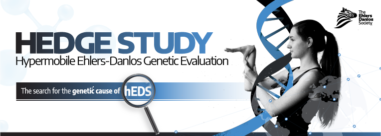 HEDGE Study, the search for the genetic cause of hEDS