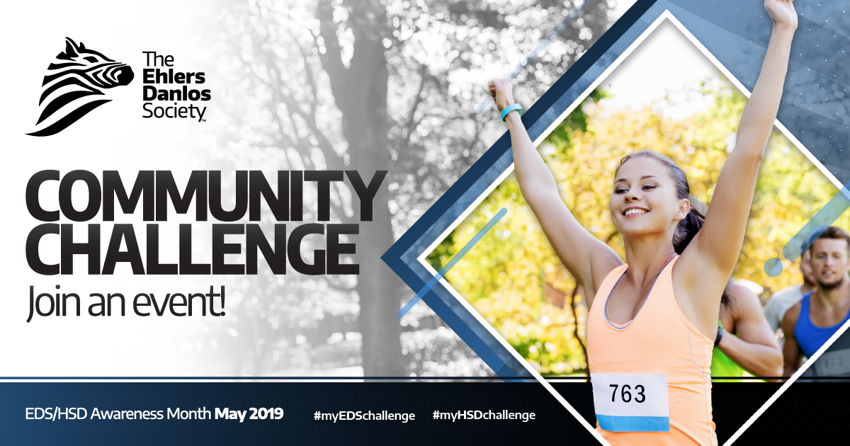 Awareness Month 2019 — Community Challenges | The Ehlers