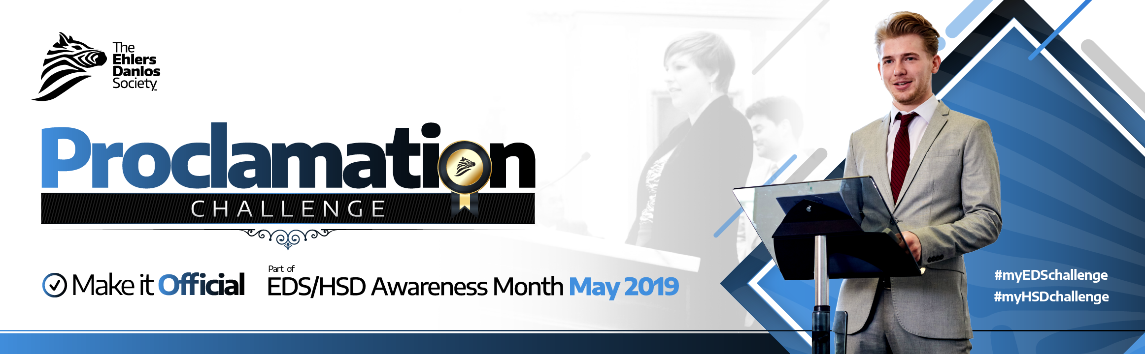 May Awareness - Proclamation Challange