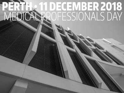 Perth, 11 December 2018, Medical Professionals Day