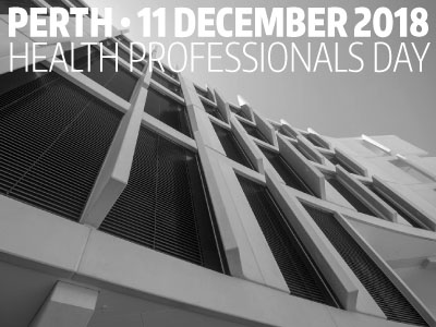 Perth, 11 December 2018, Health Professionals Day