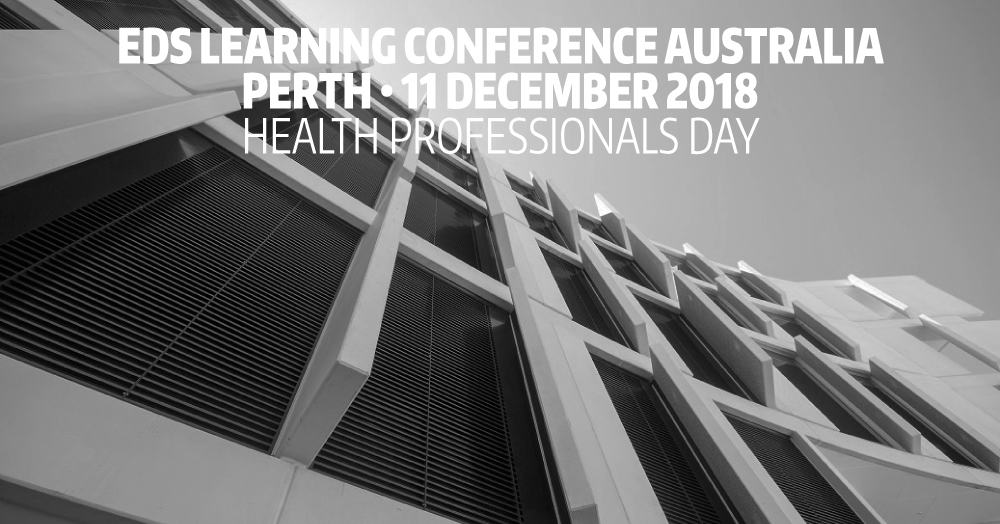 2018 Perth Health Professionals Day | The Ehlers Danlos