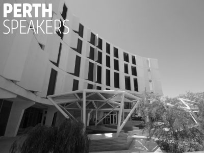 Speakers for 2018 Perth Conferences