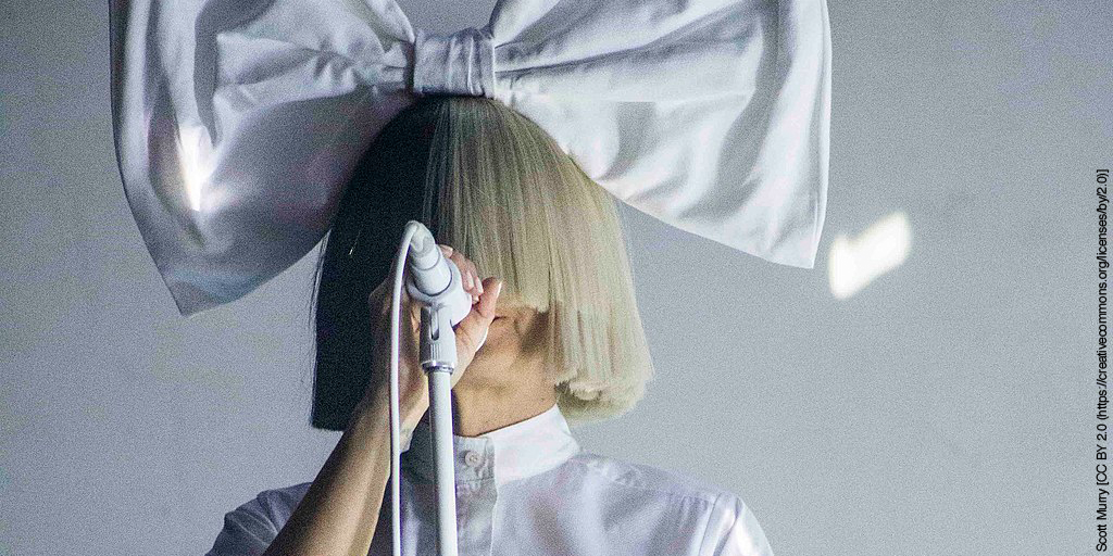 Sia, live in Boston 2016