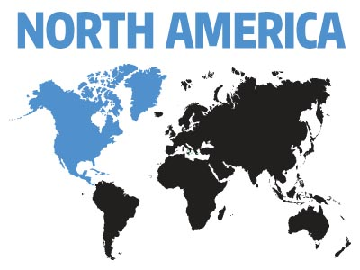 Affiliates and Support Groups in North America