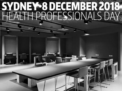 Sydney, 8 December 2018, Health Professionals Day