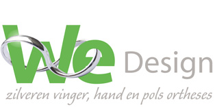 We Design (Silver Splints) logo