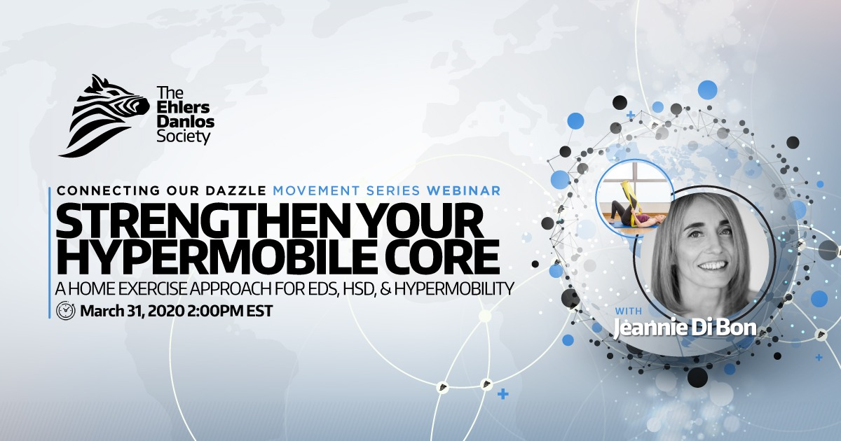 strengthen your hypermobile core webinar