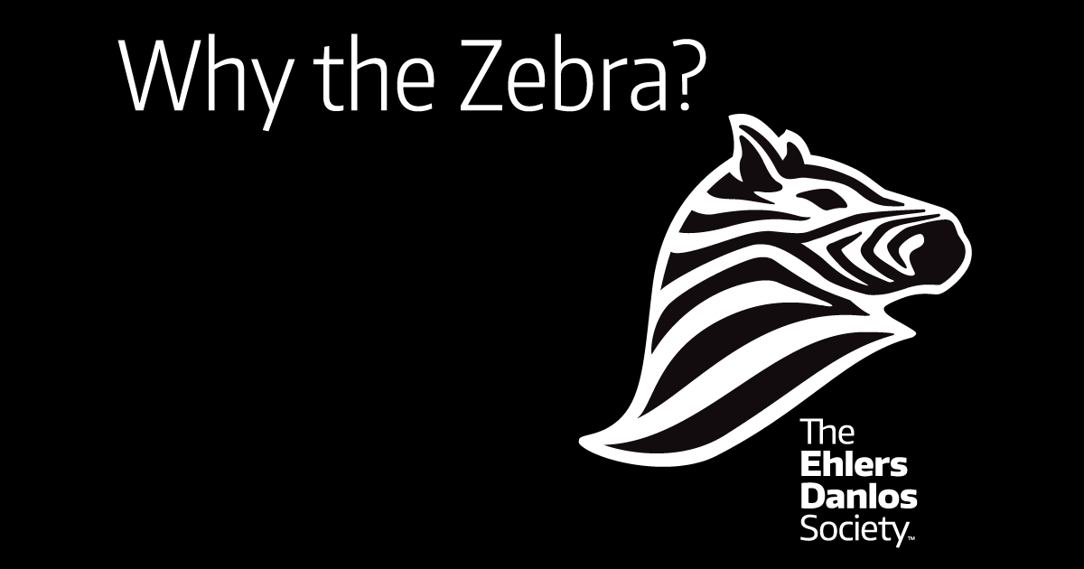 Why The Zebra The Ehlers Danlos Society The Ehlers Danlos Society