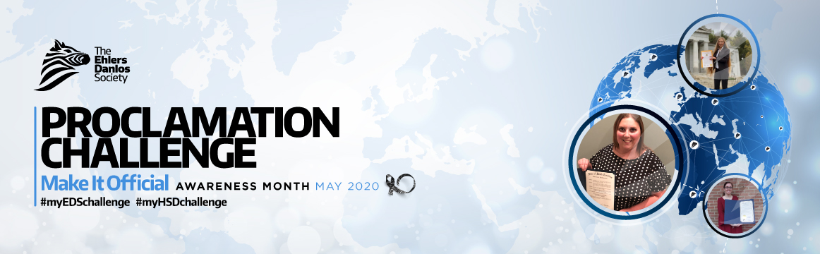 2020 May Awareness - Proclamation Challenge - Banner