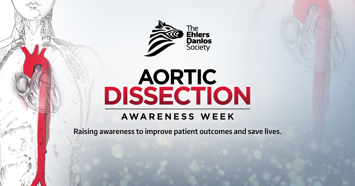 Aortic Dissection Awareness Week
