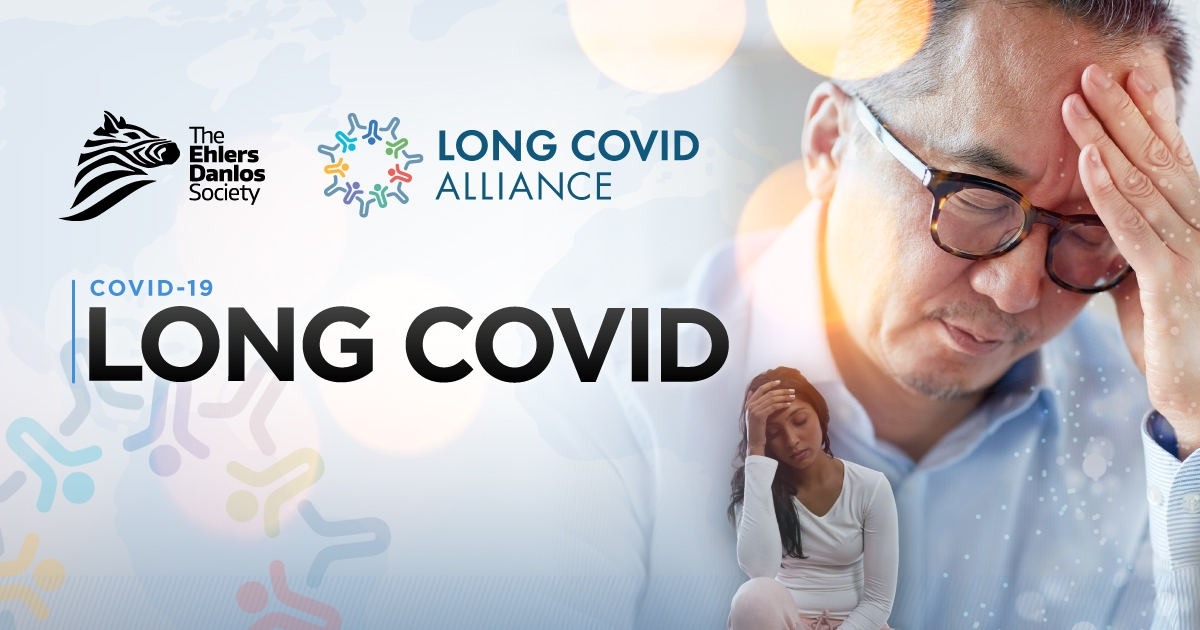 The Ehlers-Danlos Society joins the Long Covid Alliance