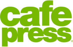 Cafe Press logo and link to shop