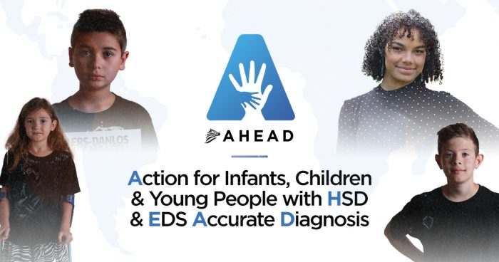 AHEAD - Action for Infants, Children and Young People with HSD and EDS Accurate Diagnosis.