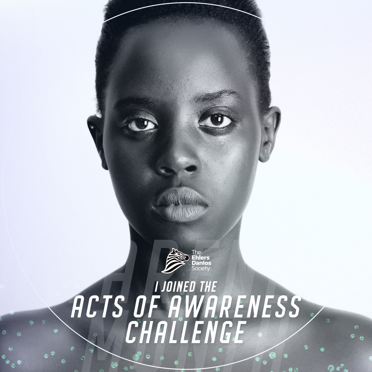 I joined the Acts of Awareness Challenge