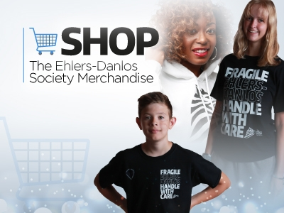 The Ehlers-Danlos Society Shop Merchandise
