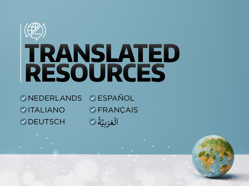 Translated resources
