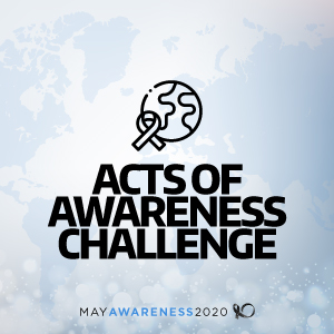 2020 May Awareness - Acts of Awareness Challenge