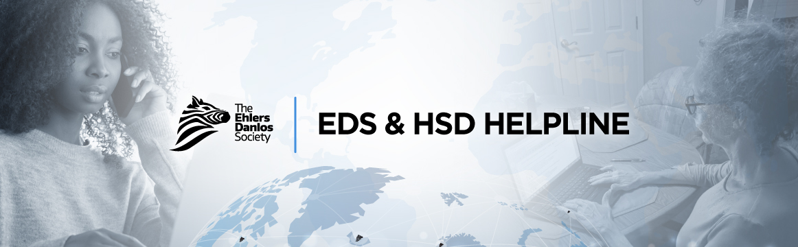 EDS and HSD Helpline available to call or email with 28 toll free numbers