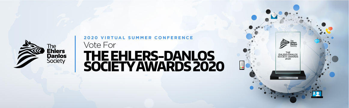 Vote for The Ehlers-Danlos Society Awards 2020